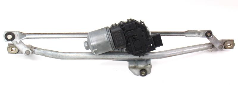 Wiper Motor & Linkage 01-05 VW Passat B5.5 - 3B1 955 113 C - 8D1 955 605 B