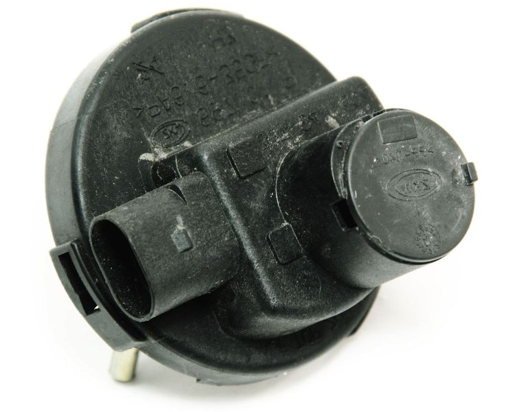 LH Fog Light Bulb Access Cap 01.5-05 VW Passat B5.5 Foglight Cover