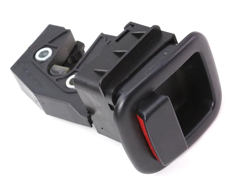 LH Rear Black Seat Fold Down Latch Lock Release 98-05 VW Passat - 3B0 885 737