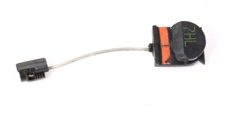 LH Rear Short Door Latch Handle Cable 05-10 VW Jetta Rabbit Golf MK5 - 7HL
