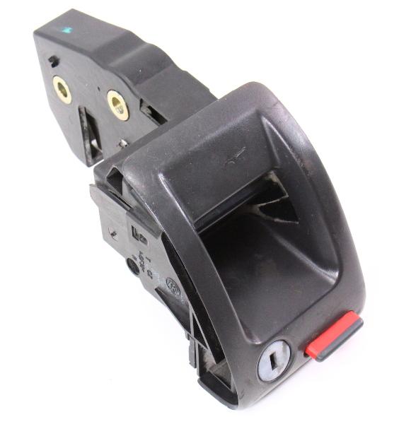 RH Rear Seat Backrest Latch Lock 05-10 VW Jetta Rabbit Golf MK5 - 1K0 885 682 D