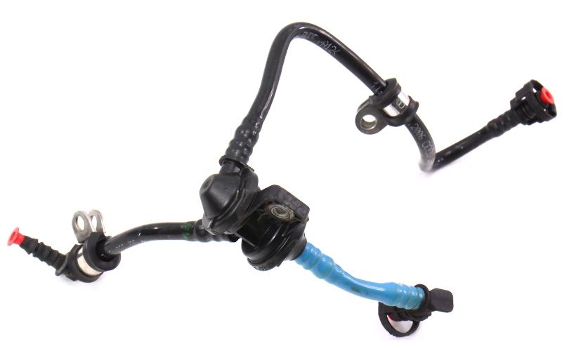 Vacuum Line Check Valve VW Jetta GTI Mk5 Passat Audi A4 B6 B7 A3 - 06F 133 781 L