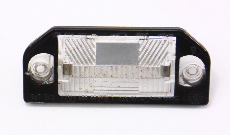 License Plate Light Lamp 98-01 VW Passat B5 Sedan Wagon - Genuine - 3B0 943 021