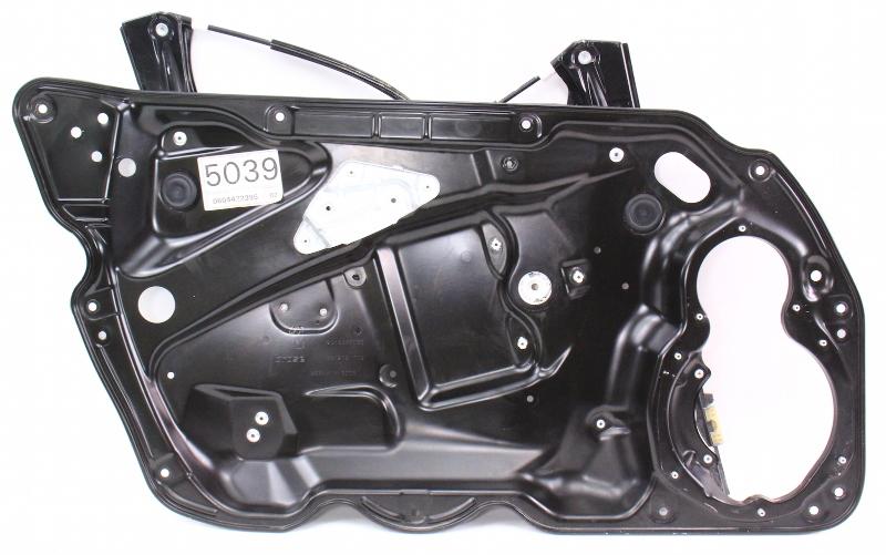 VW Passat Electric Window Mechanism Mk6 B5.5 Drivers Side Rear 3B5 839 756 C