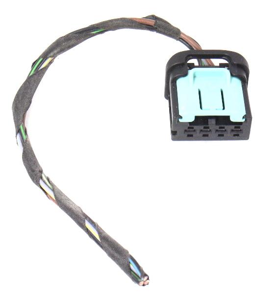 Tail Light Wiring Plug Pigtail Connector 06-10 VW Passat B6 - 1K0 ...