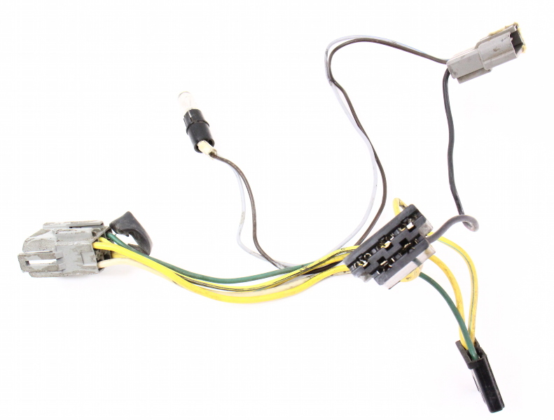cp035021 climate temp control wiring harness 81 84 vw rabbit jetta mk1 hvac genuine climate temp control wiring harness 81 84 vw rabbit jetta mk1 hvac 1982 vw rabbit wiring harness at readyjetset.co