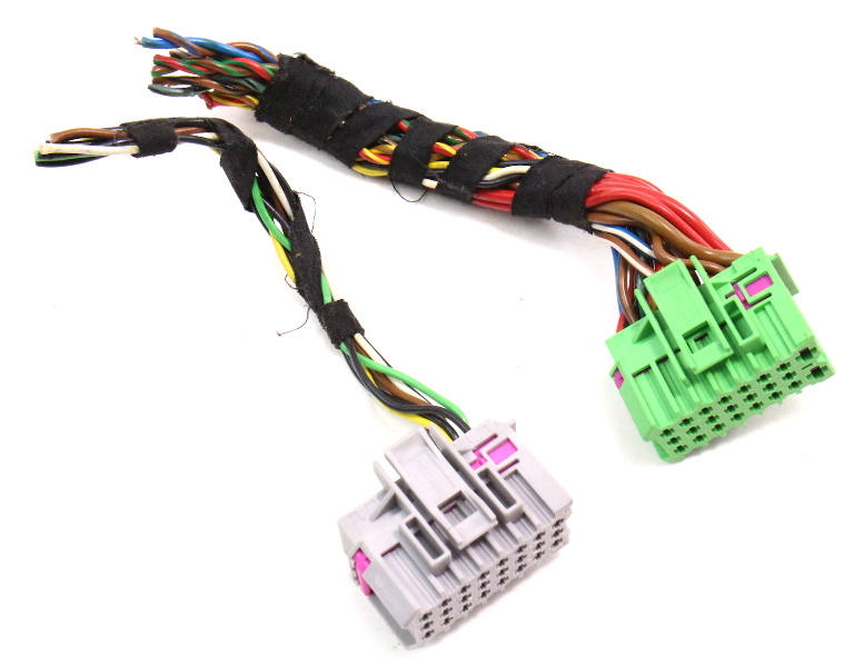 Amplifier Amp Pigtails Plugs Connectors Wiring Monsoon 98-05 VW ...