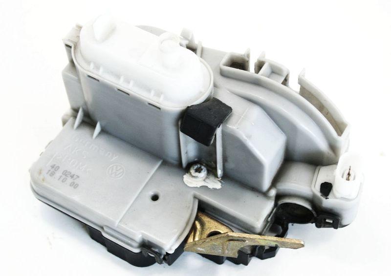 LH Front Door Lock Latch 96-02 VW Jetta Golf Cabrio Mk3 Mk3.5 - 1HM 837 015 H