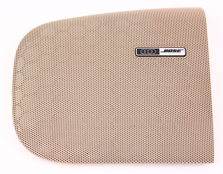 RH Front Door Bose Speaker Grill Grille Cover Audi A6 S6 - Genuine - 4B0 035 420