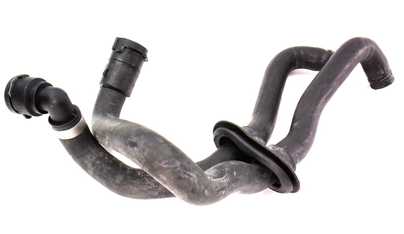 Heater Core Coolant Hoses Audi A4 VW Passat B5 1.8T - Genuine - 8D0 819 373 N