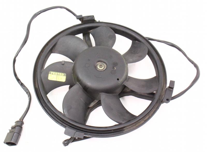 Valeo Electric Cooling Radiator Fan 96-03 Audi A4 A6 A8 S8 Passat - 8D0 959 455 J