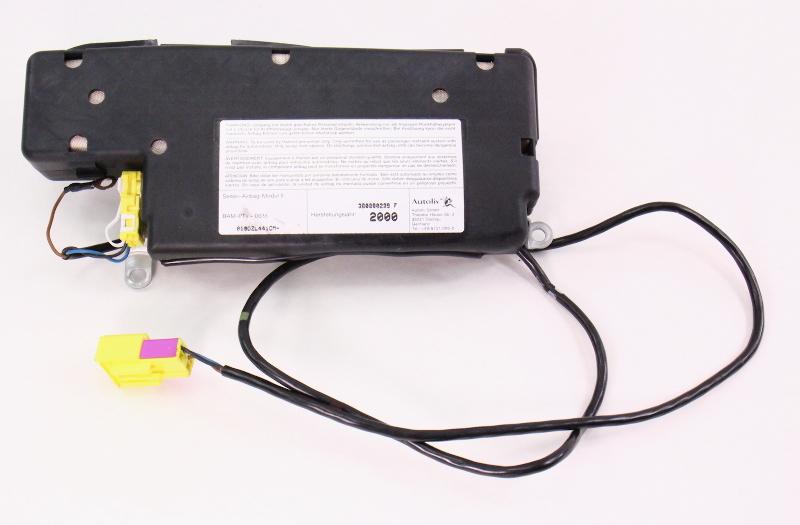 LH Driver Seat Side Airbag Air Bag 00-02 VW Passat Cabrio - 3B0 880 239 F