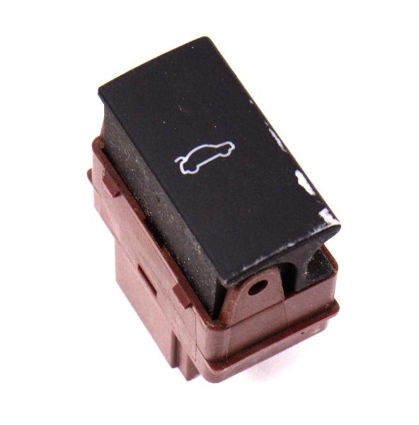 Trunk Pop Release Switch 02-05 Audi A4 B6 Button - Genuine - 8E1 959 831