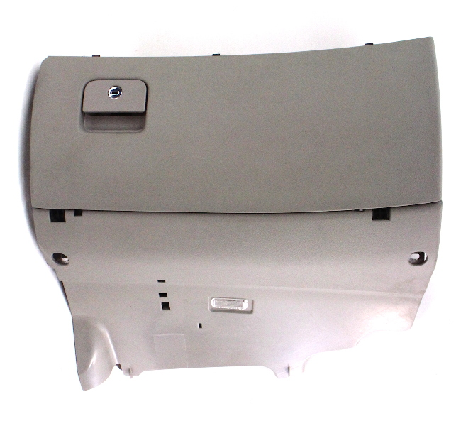 Glove Box 02-04 Audi A6 S6 RS6 C5 Allroad - Platin Hell Glovebox Compartment