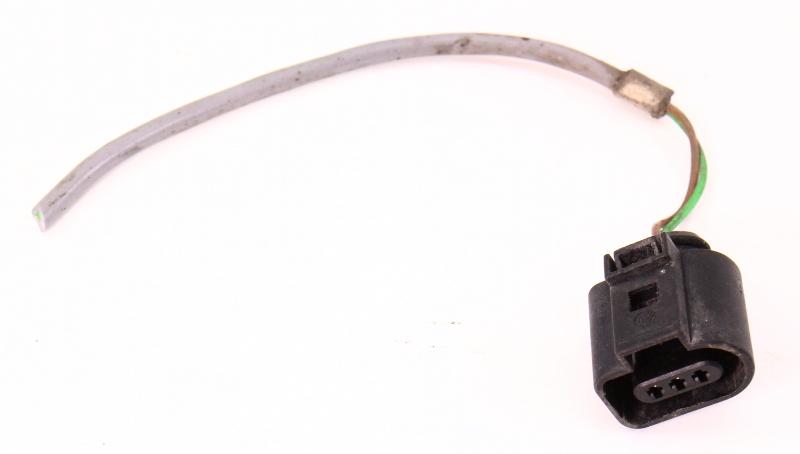 2 Pin Pigtail Wiring Plug Connector VW Golf Jetta Passat Beetle - 1J0 973 703