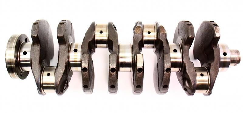 Vw Scirocco For Sale Usa >> 1.8 8V Engine Crank Shaft - JH - VW Jetta Rabbit GTI Scirocco Cabriolet MK1 | CarParts4Sale, Inc.