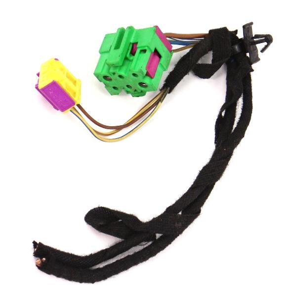 RH Under Heated Seat Floor Wiring Plugs Pigtails Connectors 99-02 Audi A4  B5 | eBay | Audi Seat Wiring |  | eBay