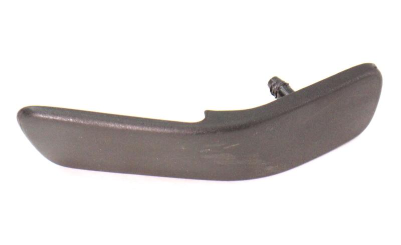 LH Rear Seatbelt Seat Belt Trim Guide 93-99 VW Golf GTI MK3 2 Door - 1H3 858 883