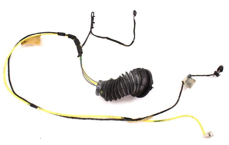 rh front door wiring harness 95-99 vw golf gti cabrio mk3 2 door - genuine  | carparts4sale, inc
