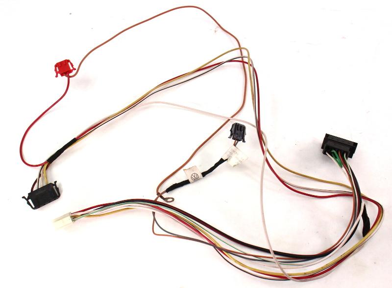 HVAC Climate Heater Box Wiring Harness 93-99 VW Jetta Golf GTI MK3 Heaterbox ~