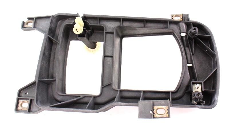 LH Dual Chamber Headlight Bracket 93-99 VW Golf GTI Cabrio MK3 Head Light Lamp