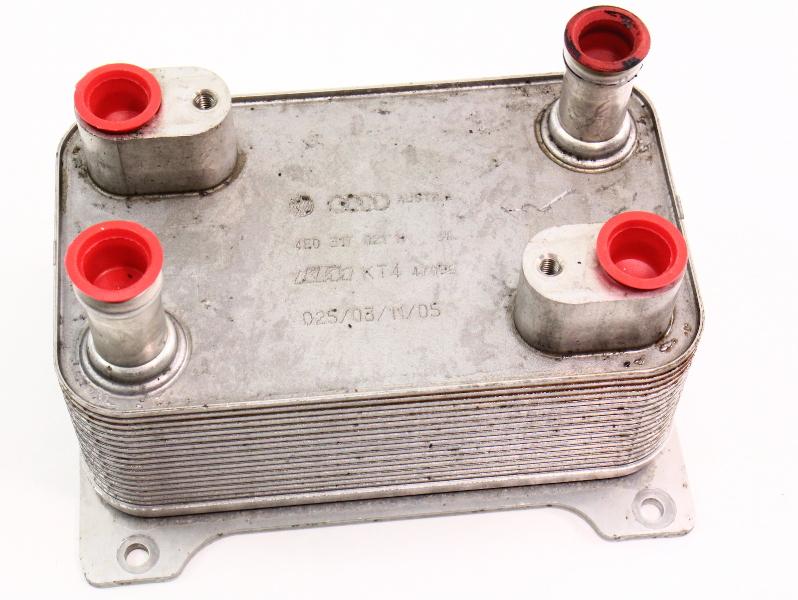 Details about Transmission Oil ATF Cooler 06-08 Passat B6 2 0T - Genuine -  4E0 317 021 H