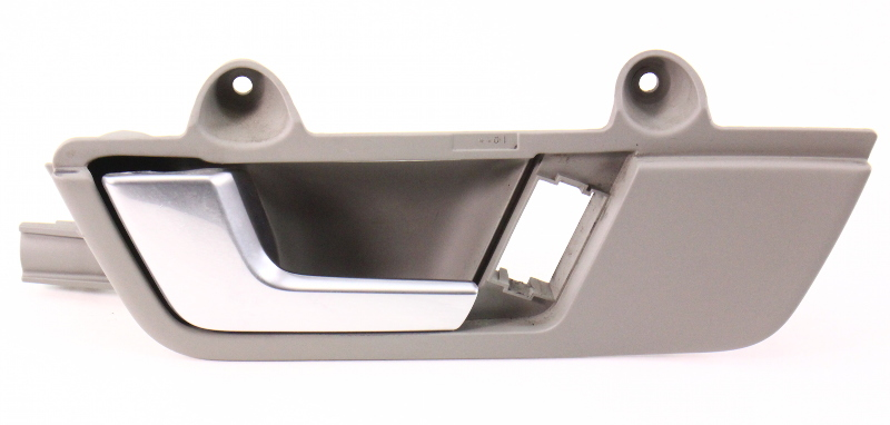 LH Front Interior Door Handle Pull Audi A4 02-08 B6 B7 Genuine - 8E1 837 019 G