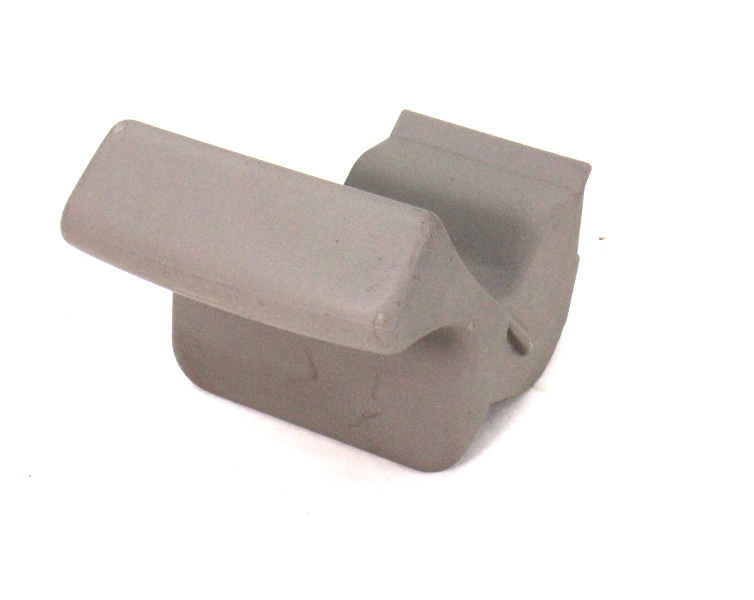 RH Seat Slider Knob Handle Audi A4 02-05 B6 - Grey - Genuine