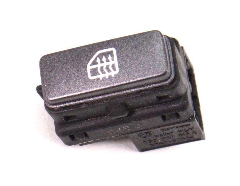 RH Front Door Panel Defrost Switch Button 04-06 VW Phaeton - 3D0 959 619 A