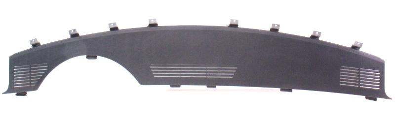 Upper Dash Speaker Grill Trim Panel 04-06 VW Phaeton - Genuine - 3D1 815 755