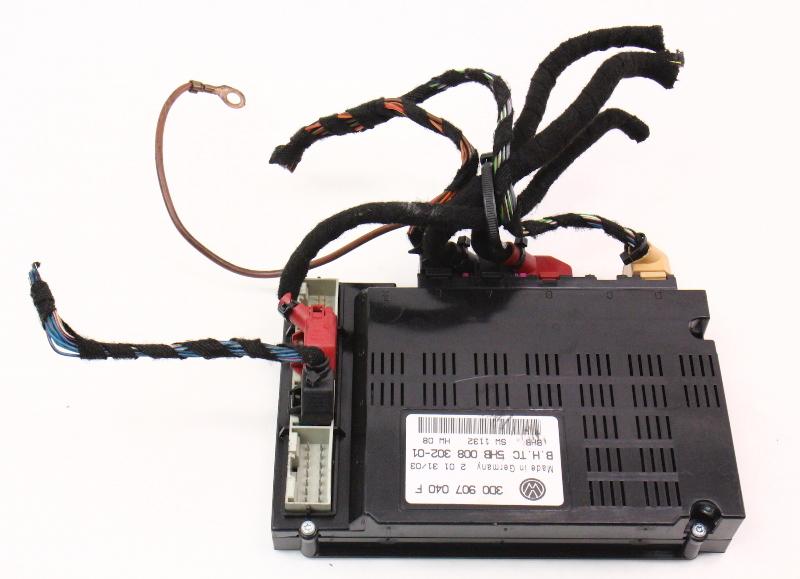 Ac A C Climate Control Module Unit Computer 04 06 Vw