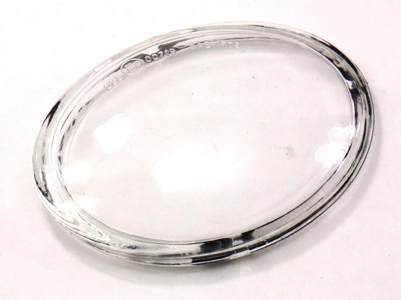 RH Fog Driving Light Lamp Lens 04-06 VW Phaeton - Genuine