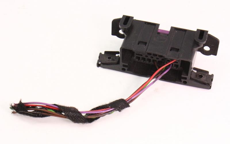 obd scan port connector pigtail wiring plug 04 06 vw. Black Bedroom Furniture Sets. Home Design Ideas