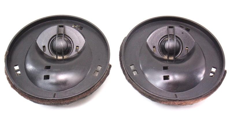 Front Dash Speakers 93-99 VW Jetta Golf GTI MK3 Cabrio - Genuine - 1H0 035 411