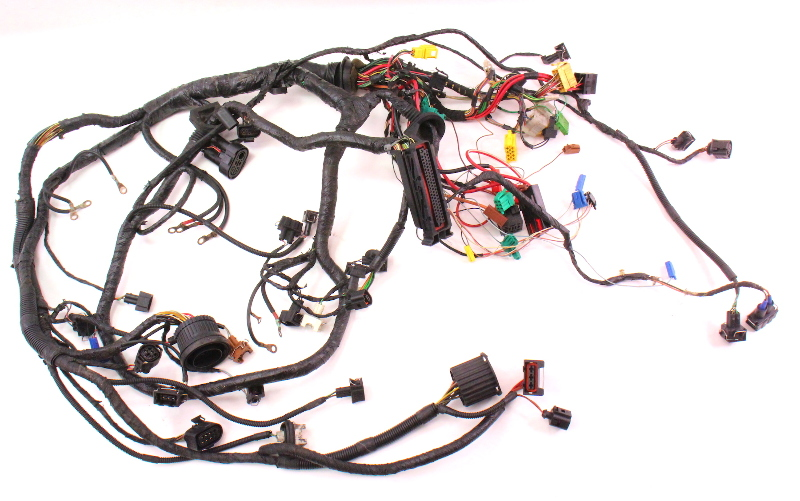 cp038936 engine bay ecu wiring harness 97 99 vw jetta golf mk3 19 tdi ahu diesel swap 276702566 engine bay ecu wiring harness 97 99 vw jetta golf mk3 1 9 tdi ahu VR6 Engine at gsmx.co