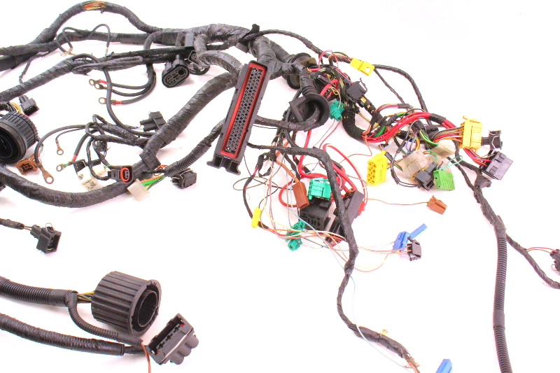 cp038936 engine bay ecu wiring harness 97 99 vw jetta golf mk3 19 tdi ahu diesel swap 276702568 ecu wiring harness diagram wiring diagrams for diy car repairs VR6 Engine at gsmx.co