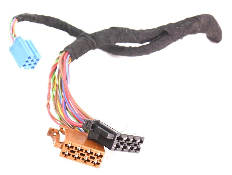 Details about Radio Wiring Plugs Pigtail VW Pat 98-05 B5 B5.5 Jetta on