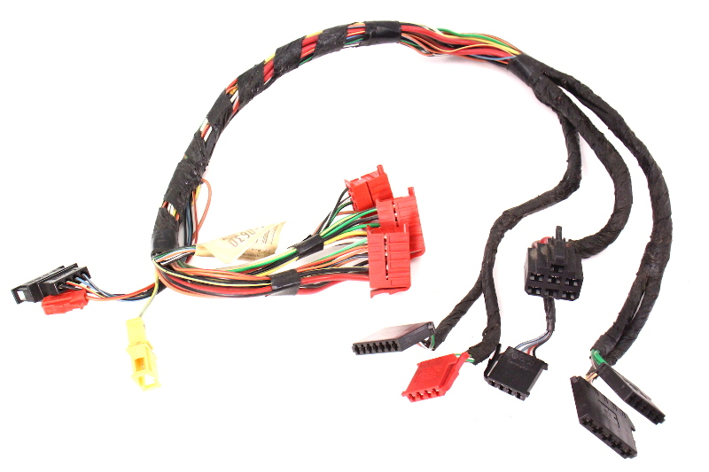 steering column igntion wiring harness vw jetta golf cabrio mk3 rh ebay com  vw beetle steering column wiring harness
