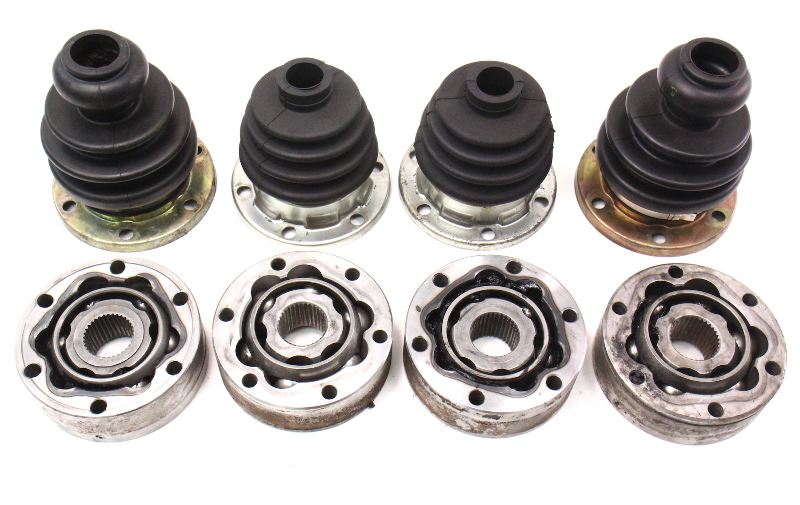 CV Axle Half Shaft Joints & Boots 80-91 VW Vanagon T3