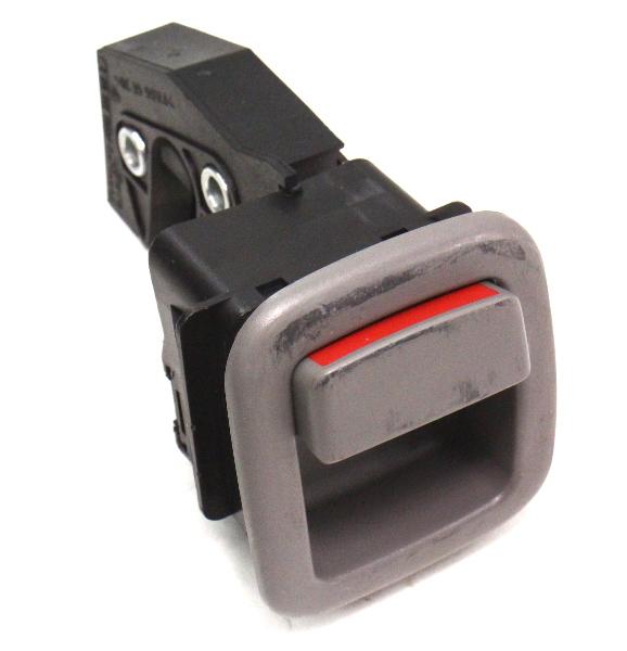 RH Rear Black Seat Fold Down Latch Lock Release 98-05 VW Passat ~ 3B0 885 738 D