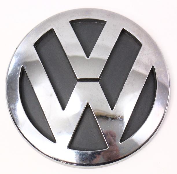 Trunk Emblem Badge Logo 05-10 VW Jetta MK5 Sedan - 1K5 853 630 - Genuine