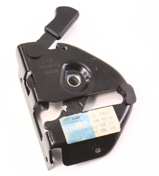 RH Rear Seat Fold Down 95-97 VW Passat B4 Latch Lock - Genuine - 357 885 738