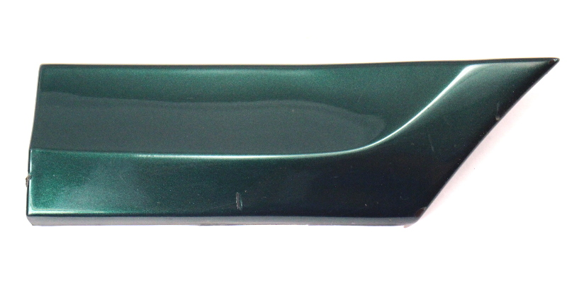 RH Front Small Fender Molding Trim 95-97 VW Passat B4 LC6P Green - 3A0 853 518 A