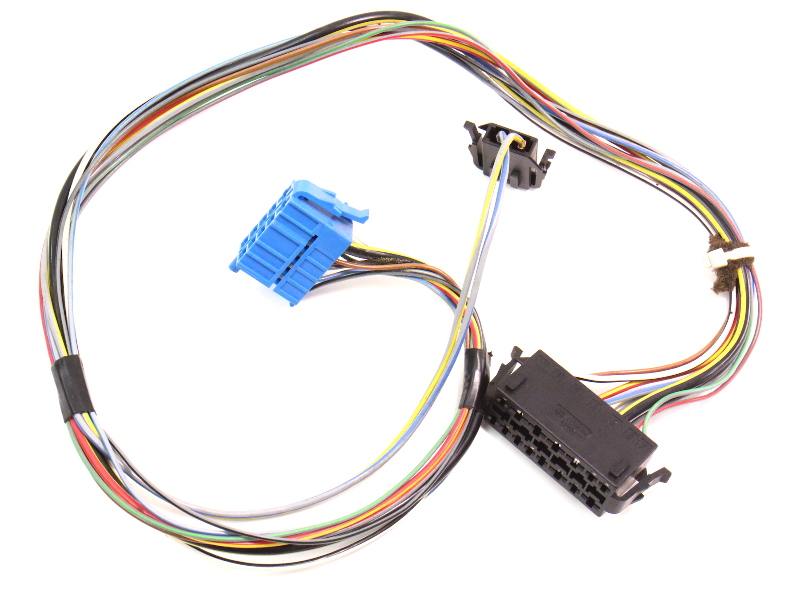 headlight switch wiring harness vw jetta golf gti cabrio mk3 rh ebay com Headlight Wiring Harness for 2002 Nissan Al Tima Headlight Repair Plug