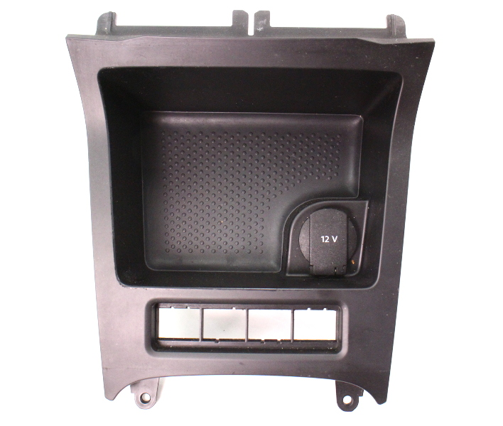 Console Tray Cubby & Lighter Outlet 05-10 VW Jetta Rabbit Golf Mk5 - 1K0 857 925