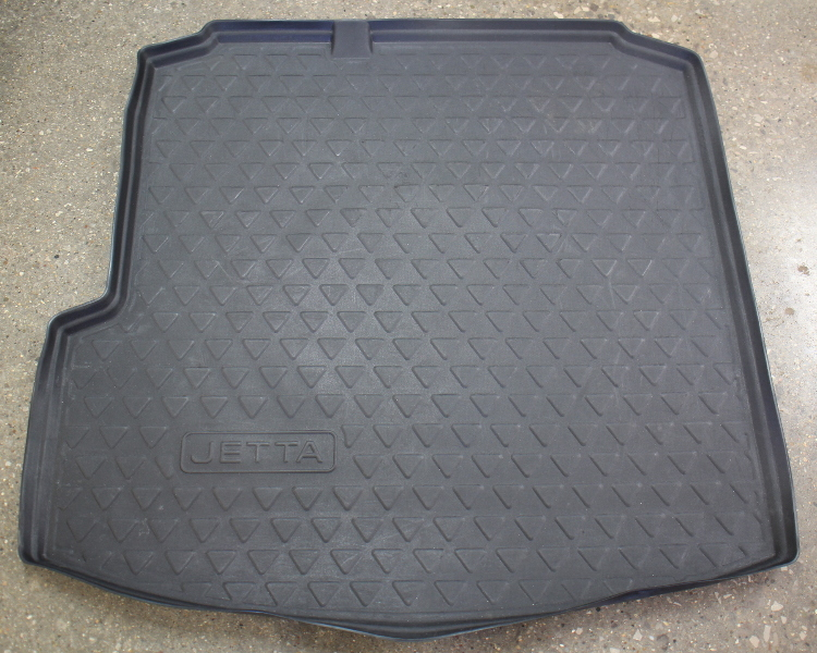 Trunk Floor Carpet Mat Cargo Liner 05-10 VW Jetta MK5 Sedan Genuine 1KM 061 180