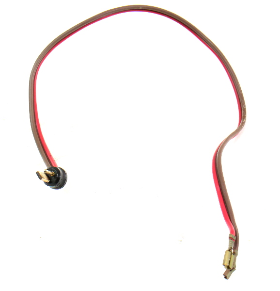 cp040834 front center speaker wiring harness plugs 81 84 vw rabbit jetta pickup mk1 front center speaker wiring harness plugs 81 84 vw rabbit jetta 1982 vw rabbit wiring harness at couponss.co