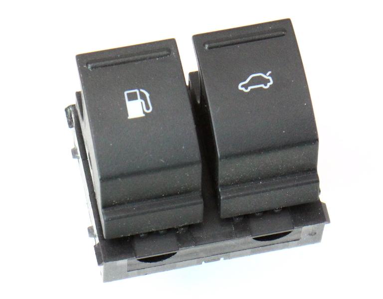 Gas Fuel Door Trunk Release Switch 05-09 VW Rabbit Golf GTI MK5 - 7L6 959 903