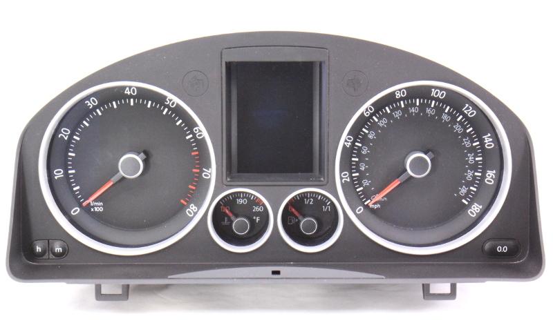 Gauge Cluster 2007 VW Jetta GTI MK5 2.0T Speedometer 180MPH - 1K6 920 973 A
