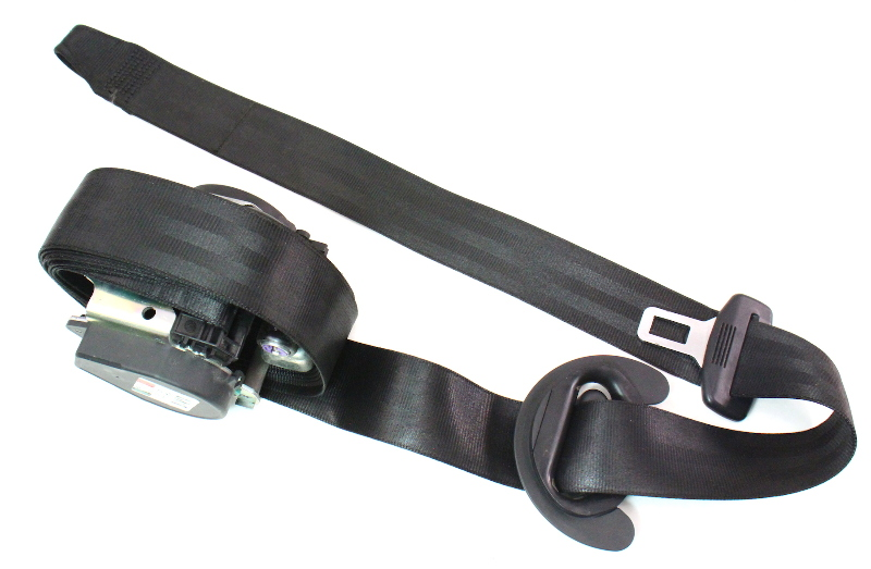 LH Front Seatbelt Seat Belt 06-07 VW Rabbit GTI MK5 2 Door - 1K3 857 705 K